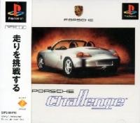 Porsche Challenge Box Art