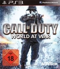 Call of Duty: World at War [DE] Box Art