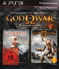 God of War: Collection [DE] Box Art