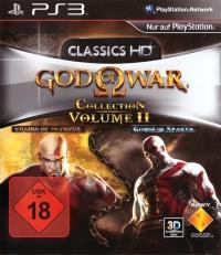 God of War: Collection Volume II - Classics HD [DE] Box Art