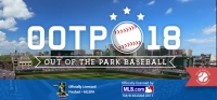 Out of the Park Baseball 18 Box Art