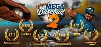 Super Mega Baseball 2 Box Art