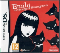 Emily the Strange: Strangerous Box Art