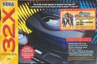Sega Genesis 32X - Virtua Fighter [CA] Box Art