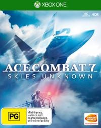 Ace Combat 7: Skies Unknown Box Art