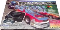 Sega Saturn - Daytona USA / Bootleg Sampler Box Art