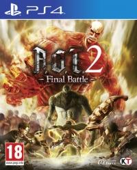 A.O.T.2: Final Battle Box Art