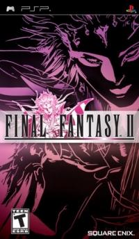 Final Fantasy II Box Art