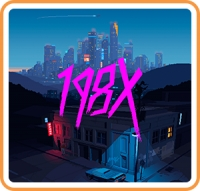 198X Box Art