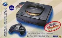 Sega Saturn - Virtua Fighter / Astal Box Art