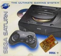 Sega Saturn - Bootleg Sampler Box Art