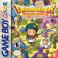 Dragon Warrior Monsters 2: Tara's Adventure Box Art