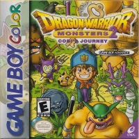 Dragon Warrior Monsters 2: Cobi's Journey Box Art