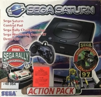 Sega Saturn - Action Pack Box Art