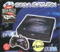 Sega Saturn - Sega Rally Championship (Gratis! 3 Ausgaben) Box Art