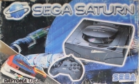 Sega Saturn - Daytona USA [EU] Box Art