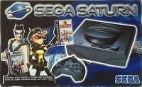 Sega Saturn - Virtua Fighter / Clockwork Knight Box Art
