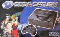 Sega Saturn - Virtua Fighter [UK] Box Art