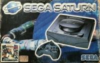 Sega Saturn - Video CD Music Sampler / Virtua Fighter Box Art