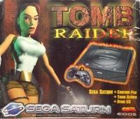 Sega Saturn - Tomb Raider Box Art