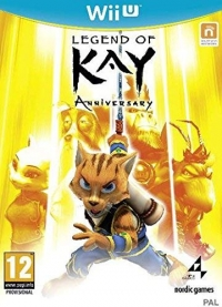 Legend of Kay Anniversary [ES] Box Art