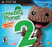 LittleBIGPlanet 2: Collector's Edition Box Art