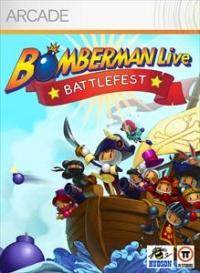 Bomberman Live: Battlefest Box Art