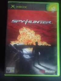 Spyhunter Box Art