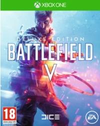 Battlefield V - Deluxe Edition Box Art