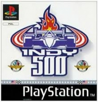Indy 500 Box Art