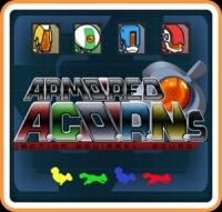 Armored ACORNs: Action Squirrel Squad Box Art