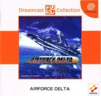 Airforce Delta - Dreamcast Collection Box Art