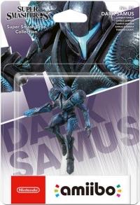 Dark Samus - No.81 Super Smash Bros. Collection Box Art