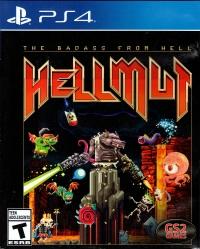 Hellmut The Badass From Hell Box Art