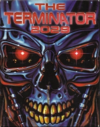 Terminator, The: 2029 Box Art