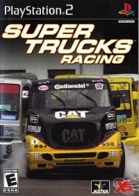 Super Trucks Racing Box Art