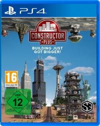 Constructor Plus Box Art