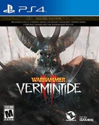 Warhammer: Vermintide II - Deluxe Edition Box Art