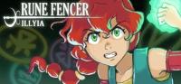 Rune Fencer Illyia Box Art