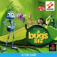 A Bug's Life Box Art