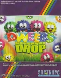 Dweebs Drop Box Art