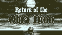 Return of the Obra Dinn Box Art
