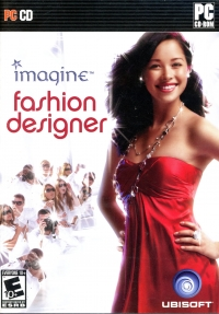 Imagine Fashion Designer Box Art