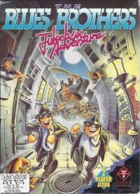 Blues Brothers, The: Jukebox Adventure Box Art