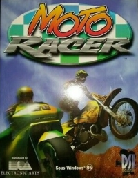 Moto Racer [FR] Box Art