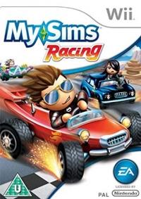 MySims Racing [UK] Box Art