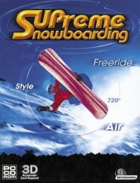 Supreme Snowboarding Box Art