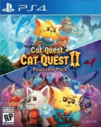 Cat Quest + Cat Quest II: Pawsome Pack Box Art