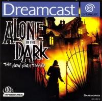 Alone in the Dark: The New Nightmare [DE] Box Art