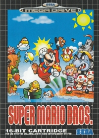 Super Mario Bros. Box Art